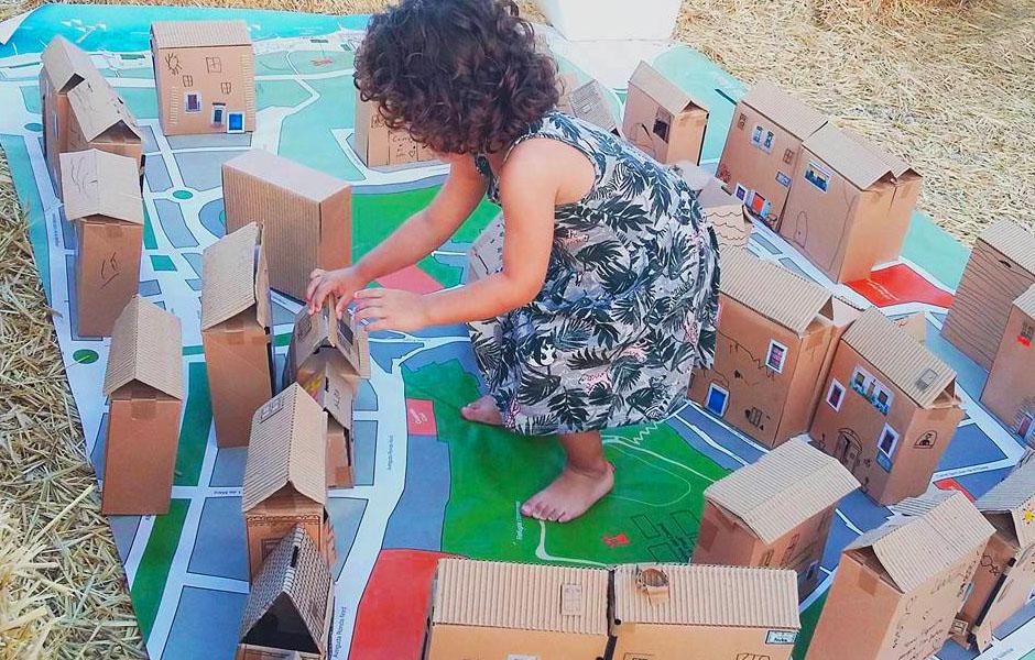 Taller Arquilecturas para niños